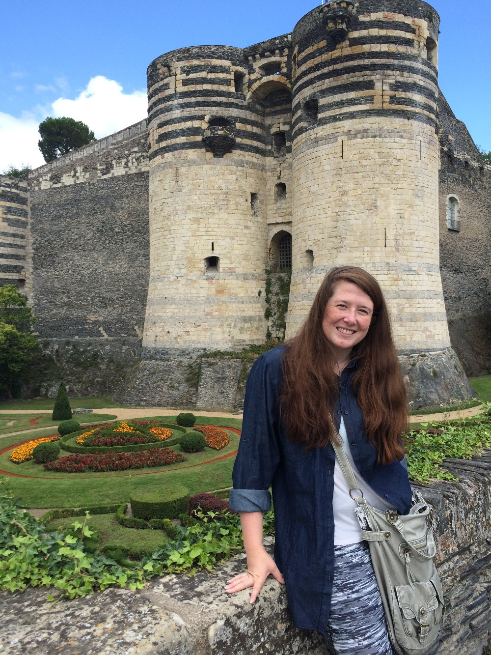 Château d'Angers - Study Abroad Photos - International Business - Grand  Valley State University
